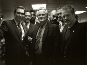 Patrick Page, Peter Jay Fernandez, Eamon Walker, Henry Woronicz, Jack Willis, Richard Topol and William Sadler