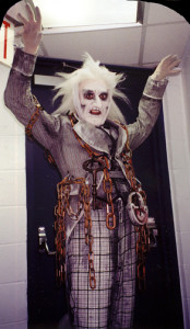 Patrick Page as Jacob Marley