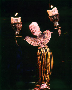 Patrick Page as Lumiere in Beauty and the Beast