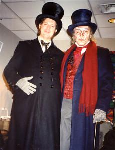 John Sloman and Patrick Page