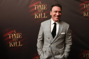 Patrick Page on Opening Night of A Time To Kill