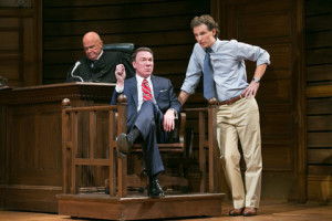 Patrick Page and Sebastian Arcelus A Time To Kill