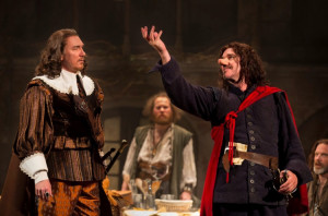 Patrick Page and Douglas Hodge in Cyrano de Bergerac