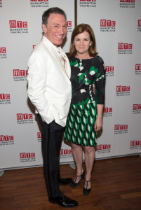 Mare Winningham & Patrick Page on Opening Night