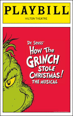 The Grinch Who Stole Christmas Book.Dr Seuss How The Grinch Stole Christmas Patrick Page