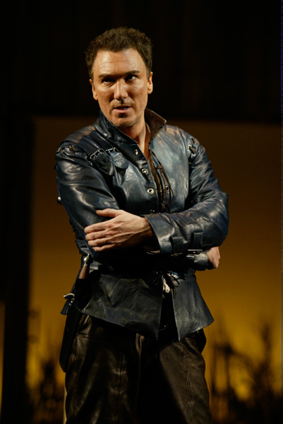 Patrick Page as Iago in OTHELLO