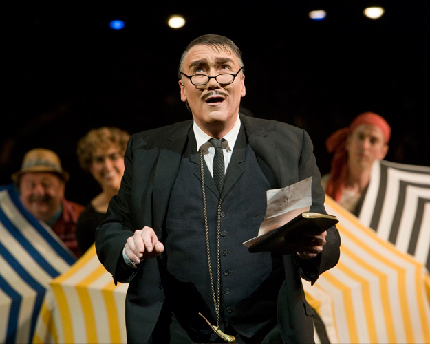 Patrick Page as Malvolio
