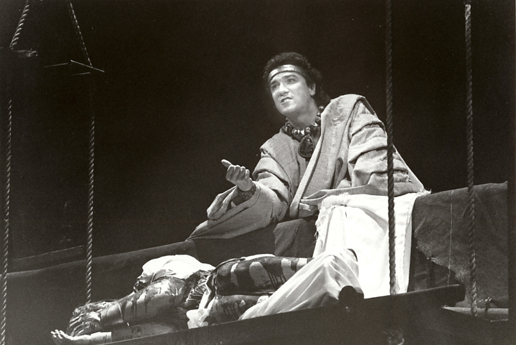 Marc Antony in JULIUS CAESAR