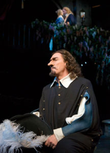 Patrick Page in Cyrano de Bergerac at The Old Globe