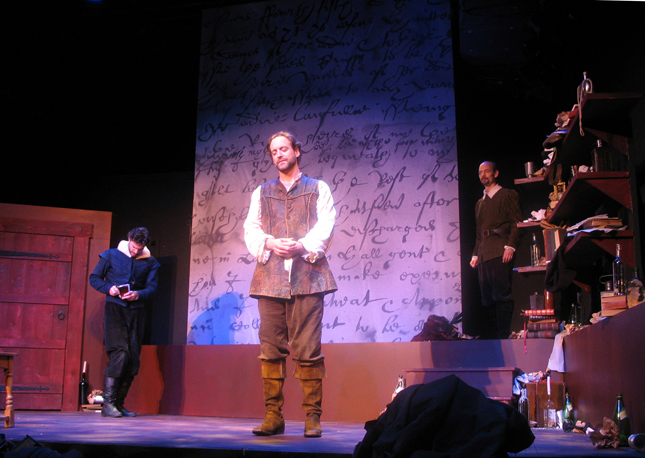 SWANSONG Off-Broadway at the Lion Theatre