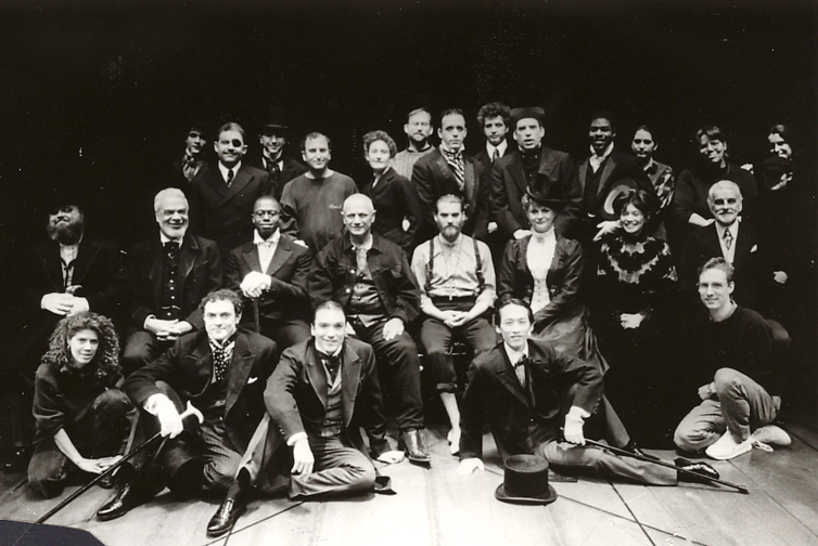 The Company of RICHARD III at The Public