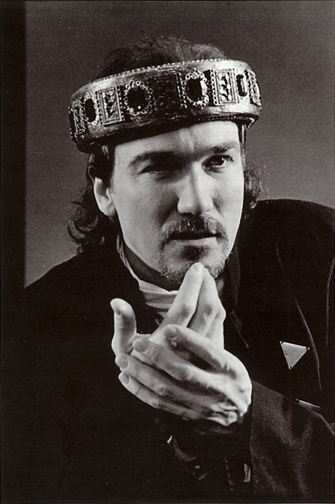 Patrick Page in RICHARD III