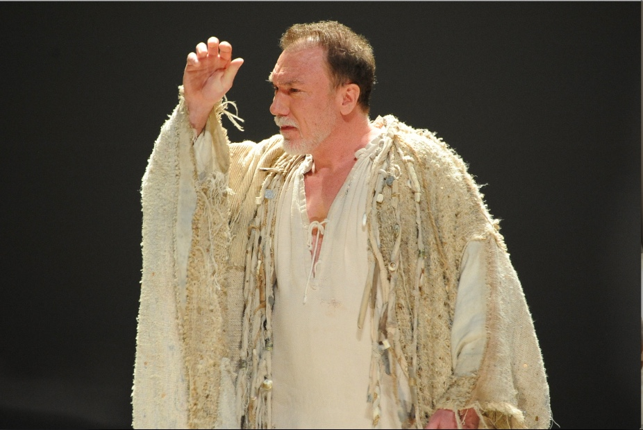 Patrick Page in The Tempest
