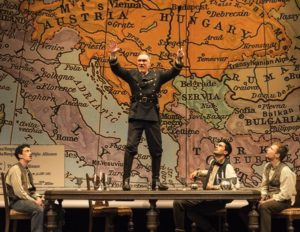 Patrick Page stars in Archduke at the Mark Taper Forum in LA
