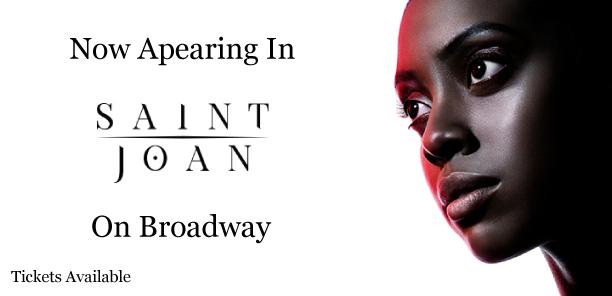 Saint Joan on Broadway
