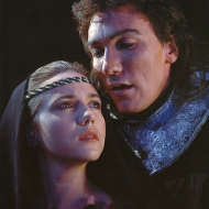 Corliss Preston and Patrick Page in RICHARD III